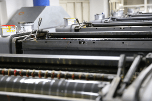 Offset printing creates sharp, vibrant images and text for all types of high-volume printed products.